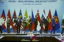 Presiden: kerja sama maritim kunci kemitraan ASEAN-India