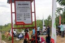 BBM Satu Harga  lancarkan transportasi Papua dan Papua Barat