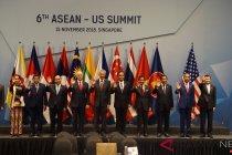 Presiden menghadiri KTT Ke-6 ASEAN-AS