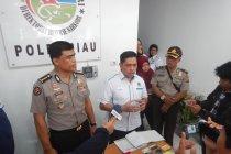 Pelabuhan tak resmi Riau pintu masuk narkoba ke Indonesia