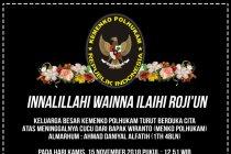 Cucu Wiranto meninggal dunia