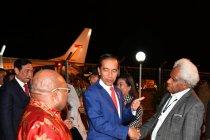 Presiden Jokowi tiba di Merauke Jumat dinihari