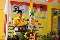 Misbakhun dorong peningkatan suara Golkar di Dapil Jawa Timur