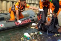 Bocah tenggelam di Kali BKB ditemukan tewas