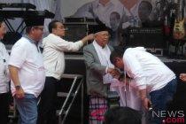 Ma\'ruf Amin berharap santri bisa jadi presiden