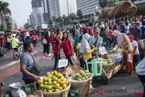 PKL Padati CFD Jakarta