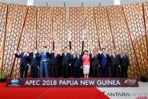 Foto Bersama KTT APEC