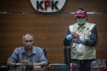 KPK tetapkan Bupati Pakpak Bharat tersangka