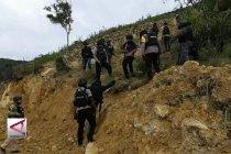Pengejaran kelompok kriminal bersenjata di  Papua