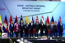 Pertemuan Bilateral Presiden Jokowi - PM Australia