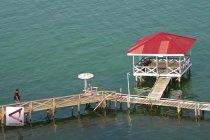 Wisata pantai Pulau Kucing cuma didanai anggaran desa