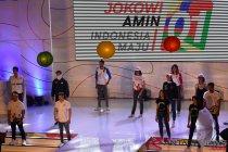 Peluncuran Atribut Kampanye #01IndonesiaMaju dan JokowiApp