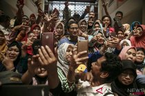 Kampanye Sandiaga Uno di Yogyakarta