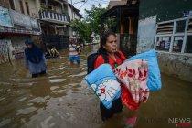 350 rumah warga terdampak banjir di Kabupaten Bandung