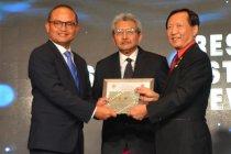 Teknologi persinyalan Indonesia raih penghargaan ASEAN Outstanding Engineering Award 2018