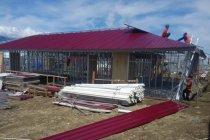 Kementerian PUPR: 116 huntara gempa Sulteng selesai Desember 2018