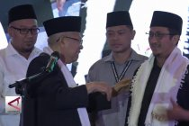 Ma\'ruf Amin yakin menangkan Sumatera Utara