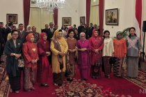 Ibu Negara saksikan pelantikan Ketua Dekranasda Riau dan Bengkulu