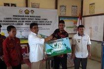 Pemerintah perluas pra-elektrifikasi di Kabupaten Landak, Kalbar