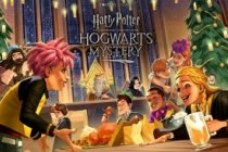 Dekorasikan pohon Natal impianmu di Harry Potter: Hogwarts Mystery