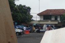 Mobil yang dirusak di Polsek Ciracas dipindahkan