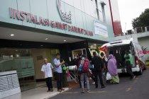 Ketua Komnas HAM kunjungi RSUD Tarakan jenguk korban bentrokan