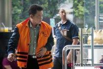 KPK pindahkan penahanan Wali Kota Pasuruan nonaktif Setiyono ke Jatim