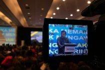 Sama dengan main badminton, analogi Pemilu Presiden 2019 dari Jusuf Kalla