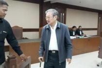 Pengusaha didakwa menyuap hakim PN Medan 280 ribu dolar Singapura