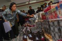 Produk Ilegal Penindakan Jateng Di Yogyakarta