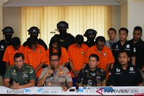 Polisi rekonstruksi pengeroyokan anggota TNI