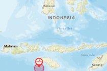 Sumba Barat alami 47 gempa susulan