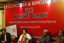 Megawati ultah dimeriahkan peluncuran buku dan pentas musik