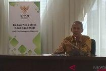 Capaian dana kelola haji BPKH pada 2018 lampaui target