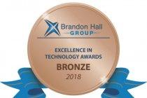 Mary Kay Eropa gondol penghargaan Bronze pada 2018 Brandon Hall Group Excellence Awards in Technology