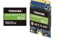 Toshiba Memory hadirkan 1TB[1] Single Package PCIe® Gen3 x4L SSD dengan 96-Layer 3D Flash Memory