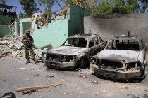 Ledakan landa perayaan dan gubernur Helmand terluka