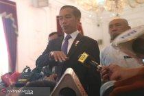 Jokowi: tidak mungkin Ahok gantikan Ma\'ruf