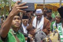 Relawan KMA yakin Jokowi-Ma`ruf menang di Banten