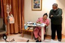Ani Yudhoyono sampaikan terima kasih pada masyarakat