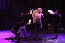 Teater Papermoon Yogyakarta ramaikan International Puppet Festival di Lahore