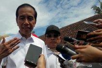 Jokowi: data debat dari kementerian
