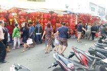 Ruas Utara Jalan Pancoran Glodok ditutup dua hari untuk festival Cap Go Meh