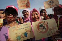 Caleg-parpol di Kota Surabaya dilarang Dinkes lakukan pengasapan sembarangan