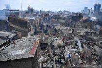 Polisi periksa empat saksi dalam kebakaran di Krukut, Jakarta Barat