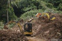 Tanah longsor di Kolombia telan belasan nyawa