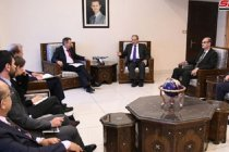 Fayssal Mikdad: Suriah ingin dorong kerja sama dengan ICRC