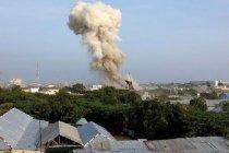 Empat orang tewas di Somalia dalam serangan udara