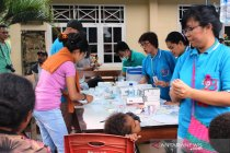 Dinkes Papua berikan layanan keliling korban banjir bandang