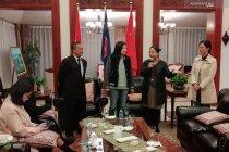Asosiasi Pengajar Bahasa Indonesia di China terbentuk